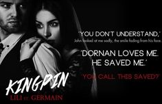Kingpin by Lili St. Germain Mariana and Dornan Story continues in Kingpin by Lili St Germain is LIVE! Book Review Blogs, Saint Germain, Save Me, Dont Understand, Romance Books, Friends Forever, Teaser, My Books, Novels