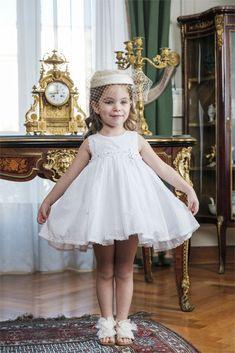 Βαπτιστικό φόρεμα Bambolino για κοριτσάκι, annassecret