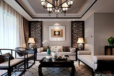 Working on an interior design furniture project? Find out the best home decor in. Arbeiten S Asian Living Rooms, Living Room Modern, My Living Room, Living Room Interior, Living Room Designs, Asian Interior Design, Luxury Interior, Indochine, Living Room Inspiration