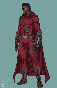 Spymaster Saulus Specter OC commission by phil-cho on DeviantArt Dc Comics, Black Comics, Fantasy Character Design, Character Concept, Character Inspiration, Concept Art, Black Cartoon Characters, Superhero Characters, Fictional Characters