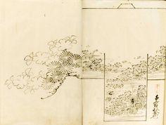 Tesori d'archivio: due antichi libri giapponesi sulle decorazioni dei Kimono via @frizzifrizzi