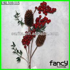 Artificial Pine Branches With Berries , Find Complete Details about Artificial Pine Branches With Berries,Artificial Pine Branches,Artificial Pine Tree Branches,Artificial Tree Branch from Decorative Flowers & Wreaths Supplier or Manufacturer-Yiwu Fancy Arts & Crafts Factory