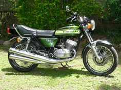 1974 Kawasaki 750 MACH IV
