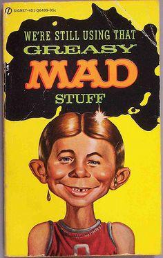 greasy mad stuff