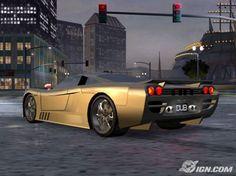 Midnight Club, Retro Games, Rockstar Games, Nostalgia, Racing, Culture, Street, Wallpaper, Silver