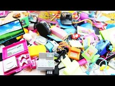 DIY 100% Real Miniature School Supplies - Pencils,Crayons,Notebooks,Scissors,Erasers- [REALLY WORKS] - YouTube