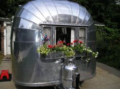 1953 Airstream Flying Cloud trailer - FULLY RESTORED - Vintage - FANTASTIC in RVs & Campers   eBay Motors