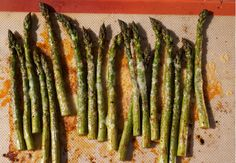 My 3-yr old actually ate this and asked for more! Roasted asparagus with melted gruyere cheese and smoked paprika. Healthy, simple to prepare side dish recipe for lunch, dinner or holiday family meals. Side Dish Recipes, Veggie Recipes, Seafood Recipes, Appetizer Recipes, Great Recipes, Snack Recipes, Favorite Recipes, Healthy Recipes, Veggie Dishes