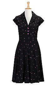 Black Crepe Maxi Dresses, Illusion Bodice Cocktail Dresses Shop women's designer clothing - Cocktail Dress, Short Dresses, and more | eShakti