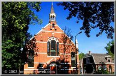 Handwegkerk te Amstelveen