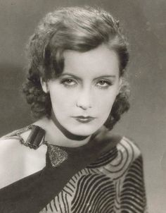 Garbo by Ruth Harriet Louise