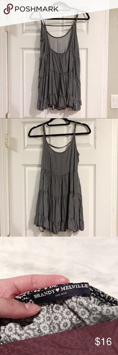 Brandy Melville Jada Dress Jada Dress from Brandy Melville, in good condition Brandy Melville Dresses
