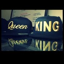 Thats pretty.I'd love it even more if it would be like your my queen,your my king.But,its fine the way it is.