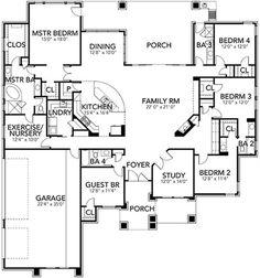 136-1033: Floor Plan Main Level