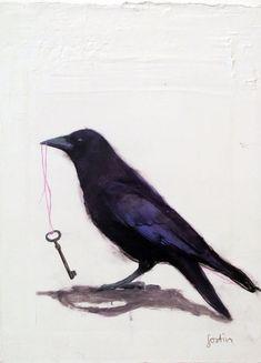 Peintures | Dominique Fortin - Unlock yourself XXVI