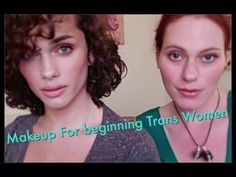 Makeup for Beginning Trans Women (MTF) - Tranny Tot Hot Dish, Episode 4 - YouTube