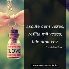 Provérbio...