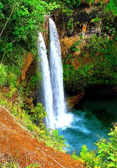 Wailua Falls - Kauai, Hawii