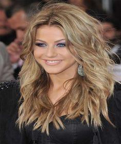 Long Hairstyles For Spring are some beautiful styles that are responsible for providing us with some popular hairstyles this 2015.
