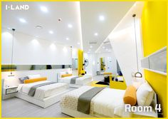 Room Design Bedroom, My Land, My Dream, Dorm, Room Decor, Building, Interior, Furniture, South Korea