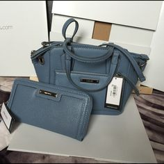NINEWEST Authentic NINE WEST Crossbody, Purse and Wallet. Brand New❤️ Nine West Bags Crossbody Bags