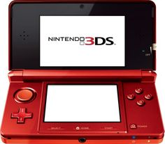 I would never get any housework done without Nintendo 3DS