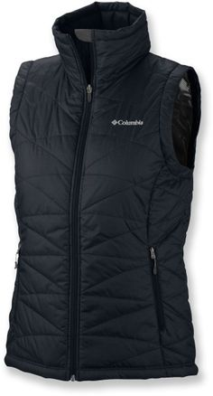 666ee8f2683 The Columbia Mighty Lite III vest provides lightweight