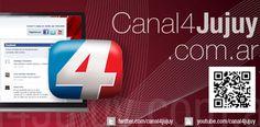 Televisión en vivo desde San Saldador de Jujuy