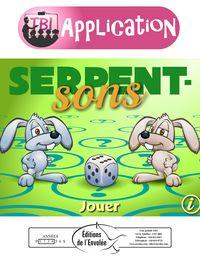 App sous forme du jeu serpents-échelles pour travailler des inversions de syllabes Tni Maternelle, Inversion, Phonological Awareness, Conscience, Applications, Special Education, Phonics, Serpents, Sons