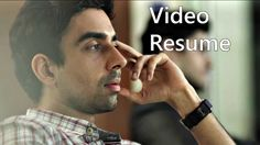 Cool Guy with a Video Resume Video Resume, Funny Ads, Ads Creative, Microsoft Windows, Fitbit, Guys, Videos, Music, Youtube