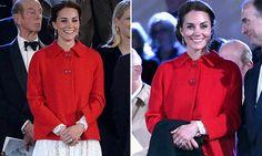 Duchess of Cambridge wears £49.99 Zara blazer to Queen's birthday