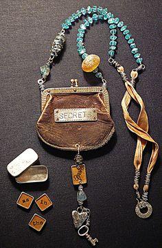 Original Ideas for Repurposing Vintage Jewelry – Livemaster Original Ideas for Repurposing Vintage Jewelry – Livemaster Image Size: 652 x 1000 Source Boho Jewelry, Jewelry Crafts, Jewelry Art, Antique Jewelry, Vintage Jewelry, Handmade Jewelry, Recycled Jewelry, Wedding Jewelry, Jewelry Bracelets
