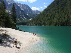 Hiking tour around Lake Braies - Val Pusteria / Pustertal