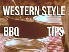 Try This. #Western Theme #BBQ. Fun for family and friends.
