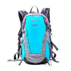 Hewolf Hiking Hunting Travel Backpacks Sports Bag Big Capacity Outdoor Bags Mountaineering Women Men Hiking Bag 28L 04-0020