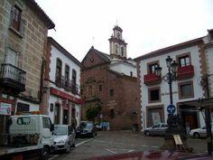 #Córdoba #Montoro - Iglesia del Carmen GPS 38.026336, -4.381736 Foto de Hinjosa (http://www.panoramio.com/user/5545308) Iglesia parroquial de Nuestra Señora del Carmen, obra del siglo XVIII de estilo barroco, situada en la plaza del Charco, Montoro.
