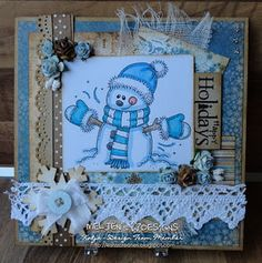 Stamped #scrapbooking #cards #stamps
