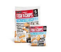 ILLUMINATION - Burton's Fish 'N' Chips