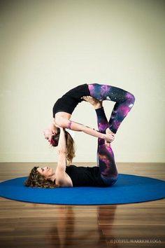 AcroYoga for Beginners - Yoga General Event in Woodbridge on Saturday, Jan 25 - 2014