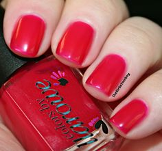 Colors by Llarowe Strawberry Wine Summer 2014 Collection (The Jellies)
