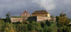Kongsvinger Fortress, Kongsvinger, Norway.  The Kongsvinger Fortress is located in Kongsvinger, near the Swedish border.  - Photo: Nasjonale festningsverk