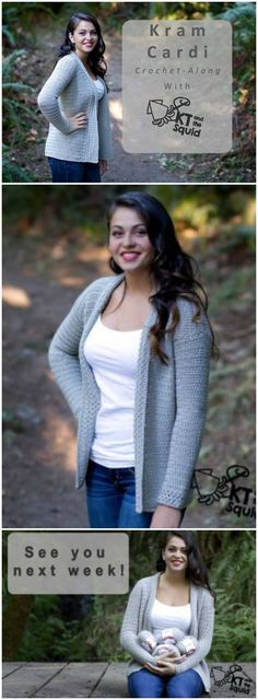 I have rounded up some of the adorable and stunning free crochet cardigan patterns for your inspiration!Cardigan Free Crochet Pattern