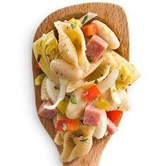 Antipasti Pasta Salad Recipe
