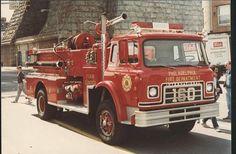 Phila FD Foam Engine 160