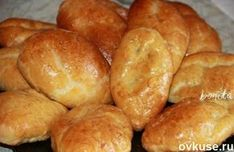 Russian Dishes, Bread Dough Recipe, Proper Nutrition, Healthy Baking, Love Food, Food Inspiration, Baked Goods, Food And Drink, Snacks
