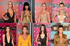 MTV VMAs 2015 red carpet