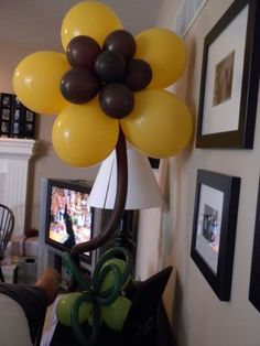 Sunflower Party on Pinterest | Sunflower Party Themes, Sunflower ...