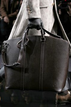 Louis Vuitton Menswear Bag Autumn/Winter 2013-14