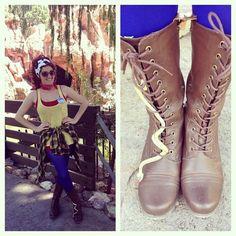 Woody. Love the snake idea!