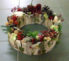Mourning wreath | Groszki i róże...